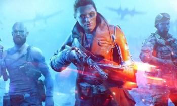 Battlefield 5 - (C) EA, DICE
