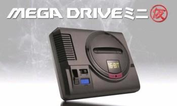 Mega Drive - (C) Sega
