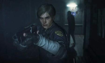 Resident Evil 2 (Remake) - (C) Capcom