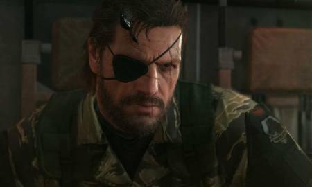 Metal Gear Solid 5 - (C) Konami