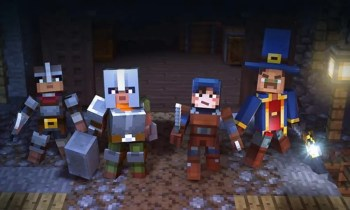 Minecraft Dungeons - (C) Microsoft