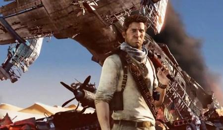 Uncharted 3 - (C) Naughty Dog