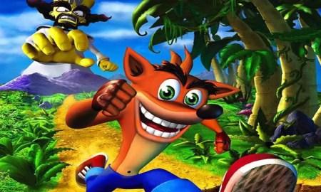 Crash Bandicoot - (C) Naughty Dog, Vivendi Games