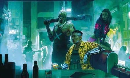 Cyberpunk 2077 - (C) CD Projekt RED