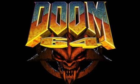DOOM 64 - (C) id Software