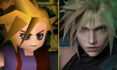 Links: Final Fantasy 7 Original vs. Final Fantasy 7 Remake