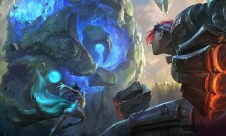 League of Legends - (C) RIOT Games, Tencent