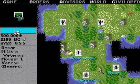 Civilization - (C) MicroProse