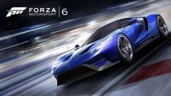 Forza Motorsport 6 - (C) Microsoft