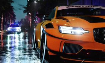 Need for Speed: Heat - (C) EA