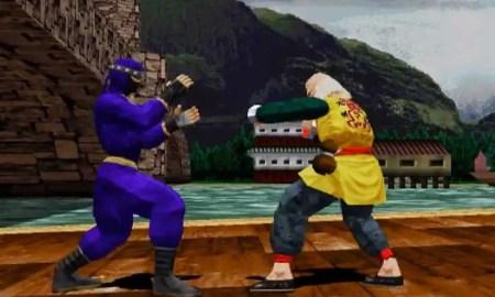 Virtua Fighter 2 - (C) Sega