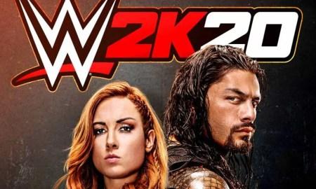 WWE 2K20 - (C) 2K Sports