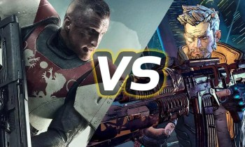 Destiny 2 vs. Borderlands 3 - (C) Bungie, Gearbox - Fotomontage