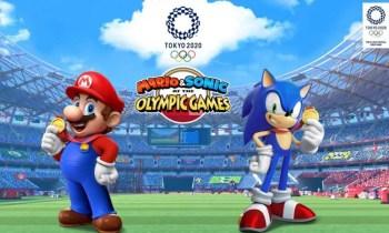 Mario & Sonic bei den Olympischen Spielen: Tokyo 2020 - (C) SEGA, Nintendo