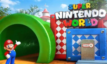 Super Nintendo World - (C) Universal