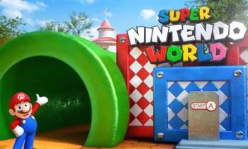 Super Nintendo World - (C) Universal