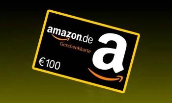 Abbildung: Amazon Geschenkkarte