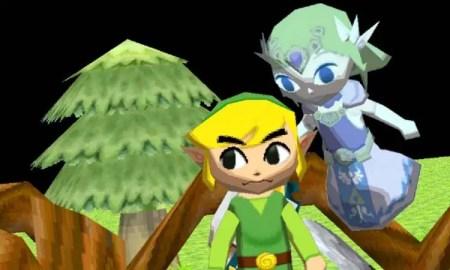 The Legend of Zelda: Spirit Tracks - (C) Nintendo