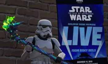 Star Wars in Fortnite