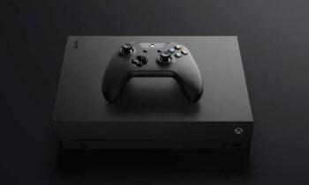 Xbox One X - (C) Microsoft