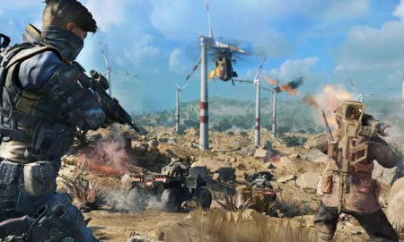 Call of Duty: Black Ops 4 - (C) Activision