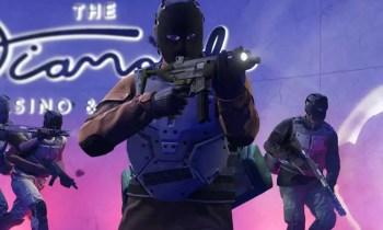 GTA Online - Casino Heist - (C) Rockstar Games