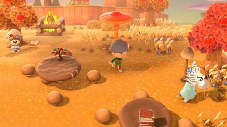 Screenshot zu Animal Crossing: New Horizons