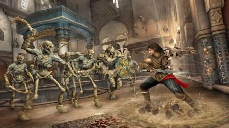 Prince of Persia The Forgotten Sands - Der bisher letzte Titel der Spieleserie- (C) Ubisoft