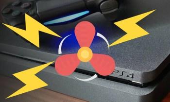 PS4: Der Lüfter wird laut. Ist er kaputt oder gehört nur gereinigt?