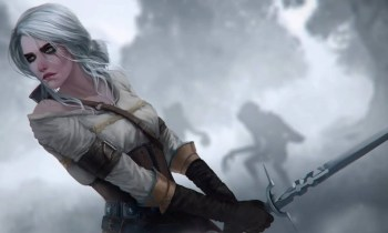 Ciri in The Witcher 3: Wild Hunt - (C) CD Projekt Red