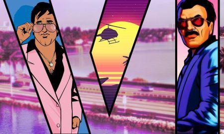 GTA 6 - Grand Theft Auto Fotomontage