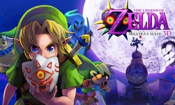 The Legend of Zelda: Majora's Mask 3D für die Nintendo 3DS