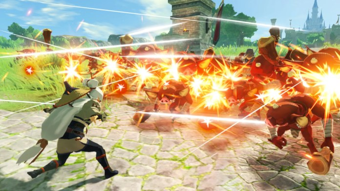 Hyrule Warriors Time Of Desolation Switch De24 News English