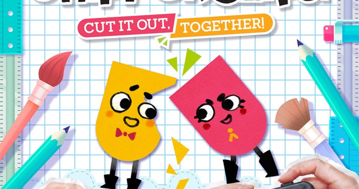 SnipperClips Nintendo Switch Review