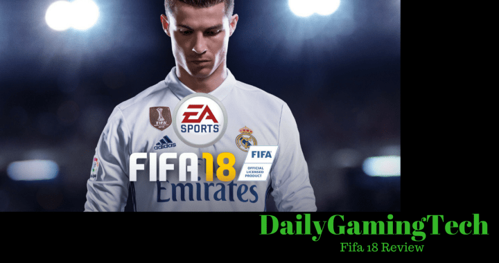 Fifa 18 Review Xbox One
