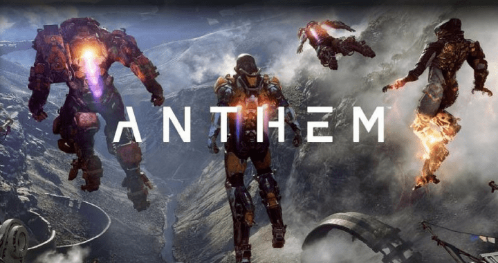 Anthem Full Gameplay Demo Released