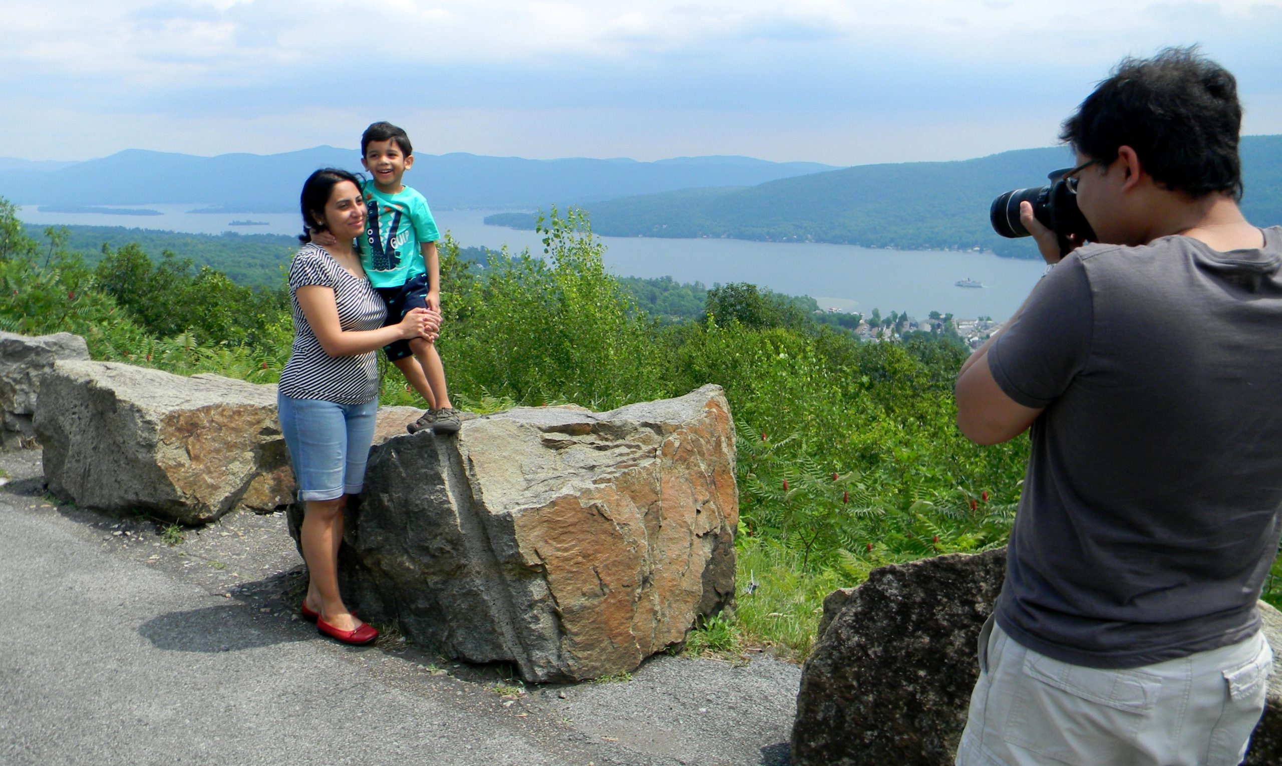 Trailhead on cooper or smith. In Lake George You Can Summit Prospect Mountain By Car Or By Foot The Daily Gazette