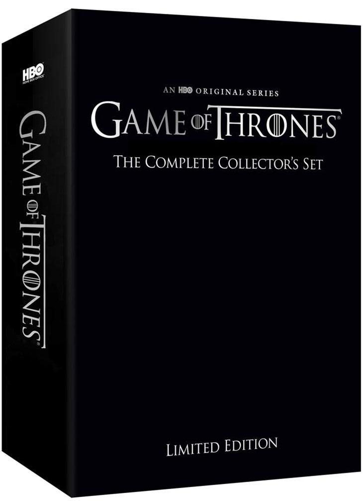 Coffret Intégrale Game Of Thrones Livre : coffret, intégrale, thrones, livre, Pouvez, Enfin, Précommander, L'intégrale, Thrones