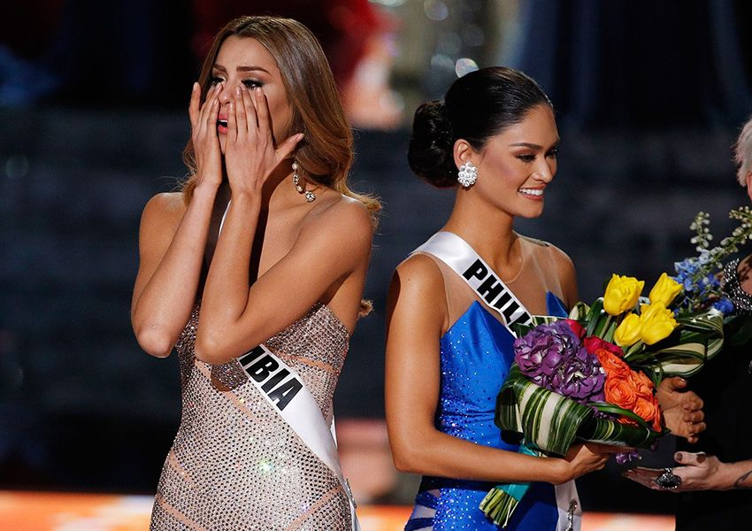 Top 20 Fails and Controversies in Miss Universe Pageant