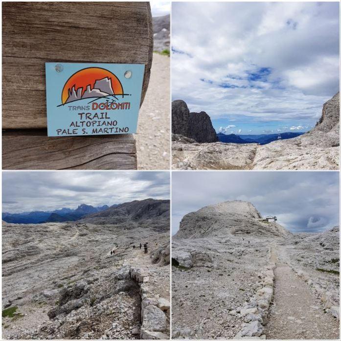 Italian Alps Cima della Rosetta