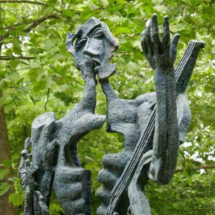 Jardin du Luxembourg Groen Parijs