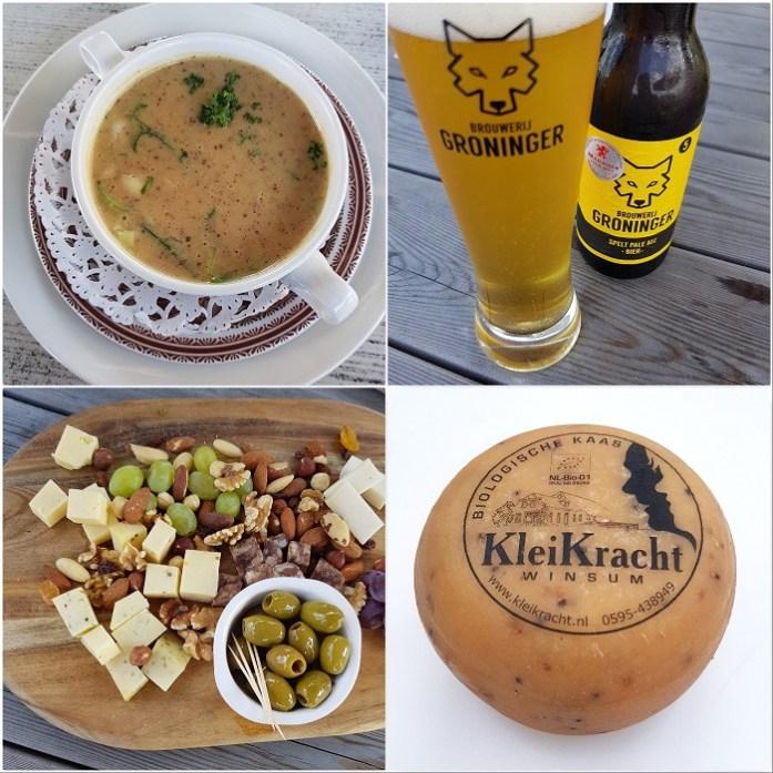 eten en drinken waddenland