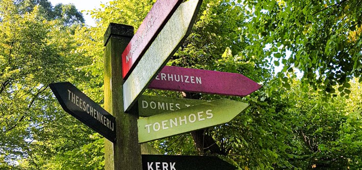 Tuinfietsroute