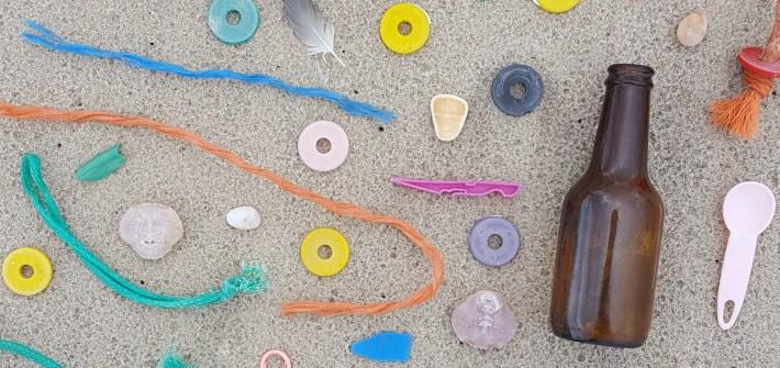 reizen wegwerpplastic