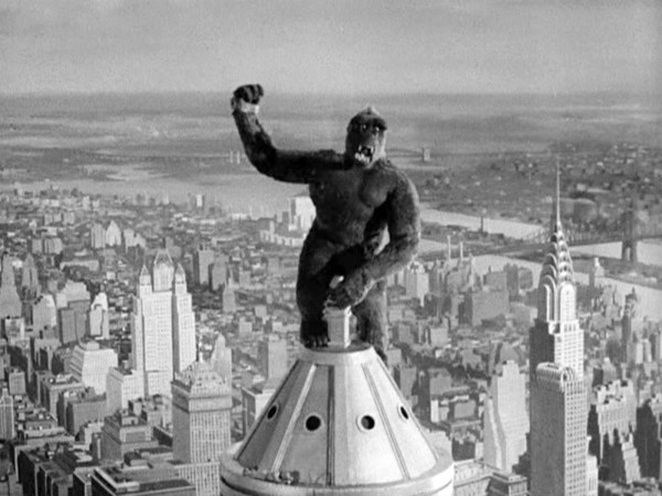 Daily Grindhouse Movie Of Day King Kong 1933