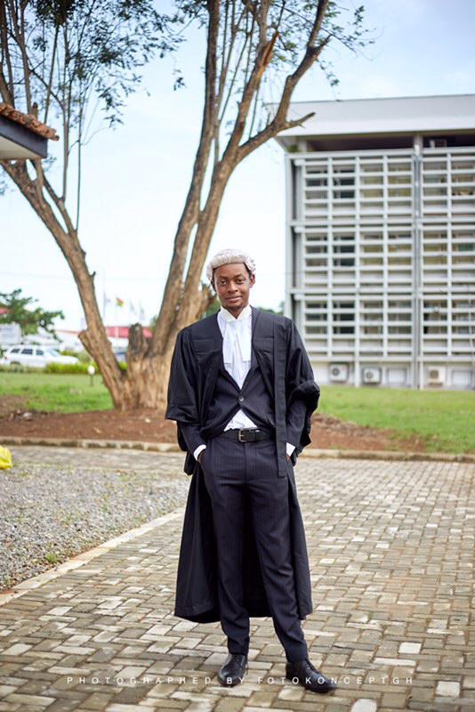 Meet Akpene Darko-Cobbina, Ghana's Youngest Lawyer - DailyGuide Network
