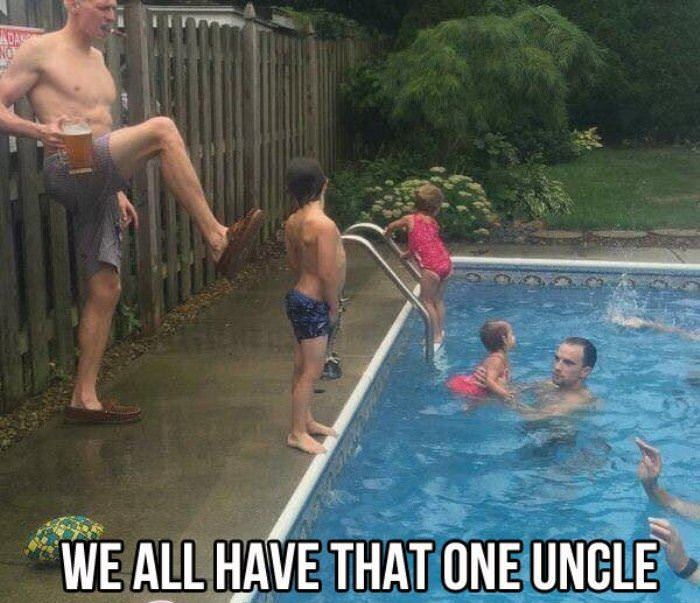 We All Have That One Uncle