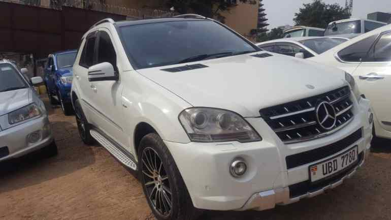 Mercedes Benz ML350 for sale in Kampala - Uganda at Cheap price (1)