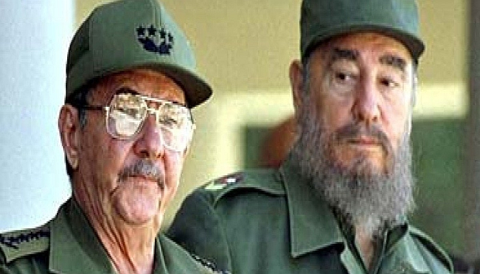 Hillary Clinton Endorsed By Cuba's Mass-Murdering Castro Brothers