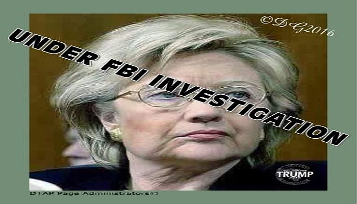 Hillary's Web of Corruption – How Entangled Will It Get?